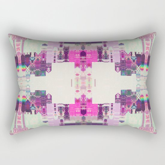 Patchwork 2 Rectangular Pillow