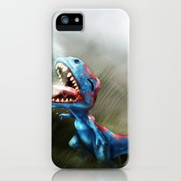 gonna be a killer someday iPhone Case