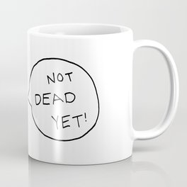 Positive Skeleton Coffee Mug
