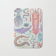 Et coloris natura IX Bath Mat