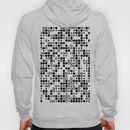 Playful Dots W&B Hoody