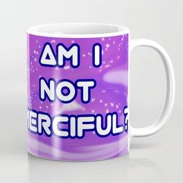 Illuminae: Am I Not Merciful? Coffee Mug
