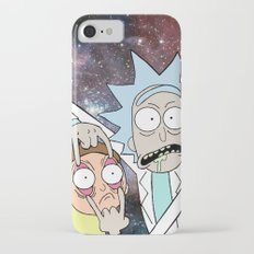 Rick and Morty - Universe iPhone 7 Slim Case