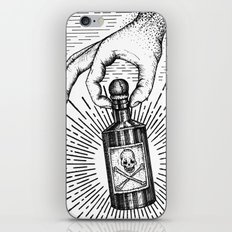 Sky god passing on the elixir of death to defeat ones enemies.  iPhone & iPod Skin