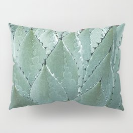 Agave Cactus in New Mexico Pillow Sham