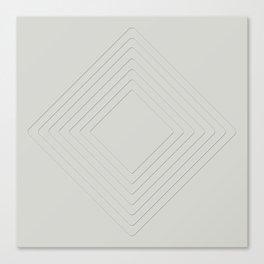 Celeste Diamonds Canvas Print