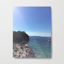 life in the summer Metal Print