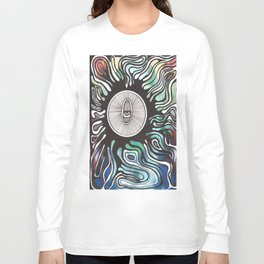 I'm Not A Freemason But I Have Friends Who Are (AlhhlA's Eye) Long Sleeve T-shirt
