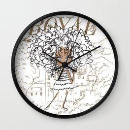 Mini Royal Wall Clock