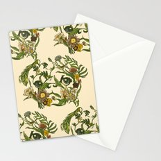 Botanical Pug Stationery Cards