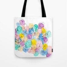Ribbons Freedom Tote Bag