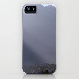 Morning Light Pisang iPhone Case