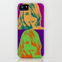 Lexi Belle iPhone Case