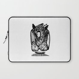 Winter - Emilie Record Laptop Sleeve