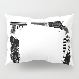 till death do us part Pillow Sham