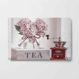 For a perfect morning Metal Print