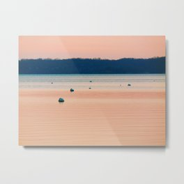 River of Cotton Candy  Metal Print