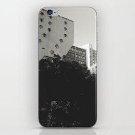 """In Stranger Lands"" - Street Photography, Paris iPhone Skin"