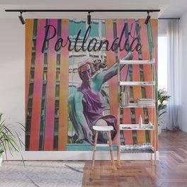 Portlandia Wall Mural