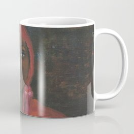 Ethiopian Girl Coffee Mug