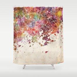 Helsinki Shower Curtain