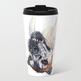 Chuck crazy dog Travel Mug