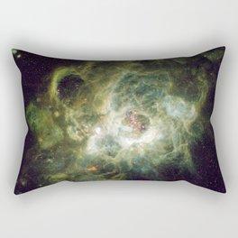 Star birth. Rectangular Pillow