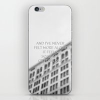 lorde iPhone & iPod Skins featuring Ribs - Lorde by kirstenariel