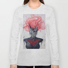 Batwoman Skull Long Sleeve T-shirt
