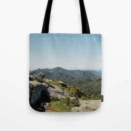 Mount Marcy I Tote Bag