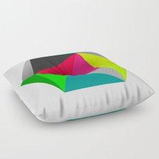 Hex series 1.3 Floor Pillow