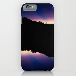 JL STAR paisaje iPhone Case