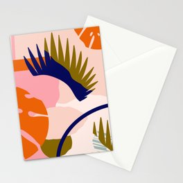 Tropical island II Stationery Cards