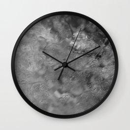 RAIN ART Wall Clock