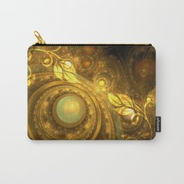Golden leafs Carry-All Pouch