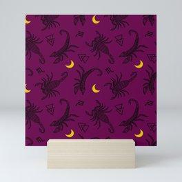 Scorpio Moon - Twilight Mini Art Print