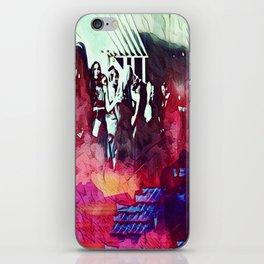 A Somber Affair iPhone Skin