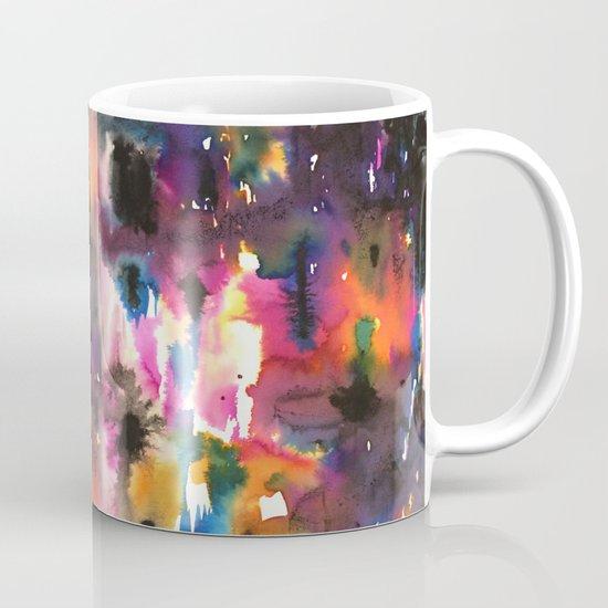 mystery pattern Mug