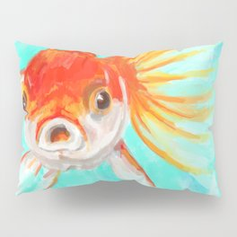 A Goldfish Kind of Day Pillow Sham