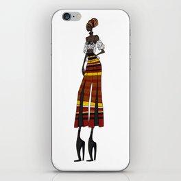 African Kikoyi iPhone Skin