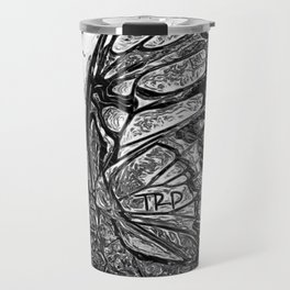 Insect Models: Beautiful Butterflies 09-04 Travel Mug