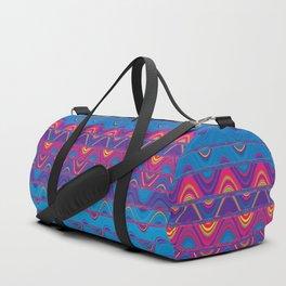 Aztec pattern Duffle Bag