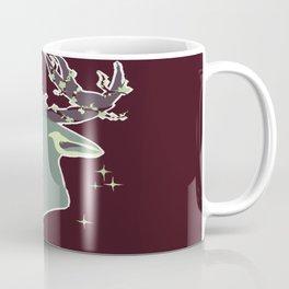Mint Chip Deer Coffee Mug