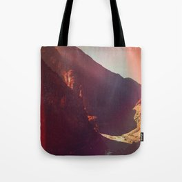 The Troubled Road Tote Bag