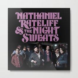 nathaniel rateliff night sweats band 2020 Metal Print