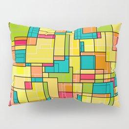 Square Club Pillow Sham