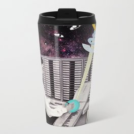 Faith or Reason No. 5: The Creationist Multiverse Index Metal Travel Mug