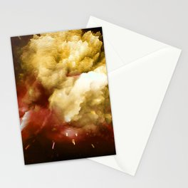 Universal Skies Stationery Cards