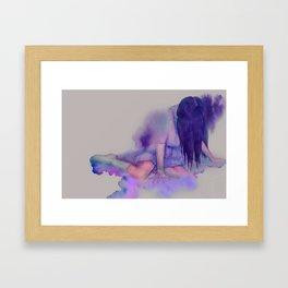 alstremeria Framed Art Print