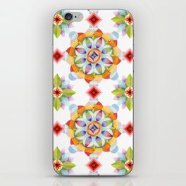 Beaux Arts Mandala iPhone Skin
